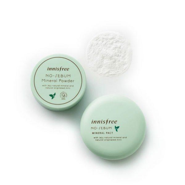 Innisfree – No Sebum Mineral Powder