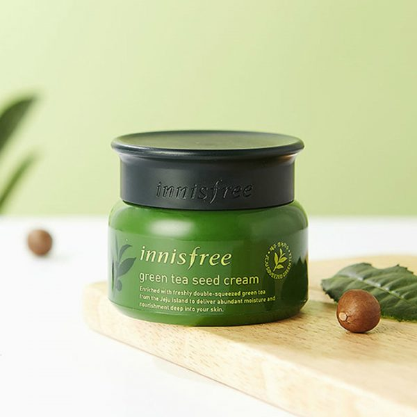 Innisfree – Green Tea Seed Cream