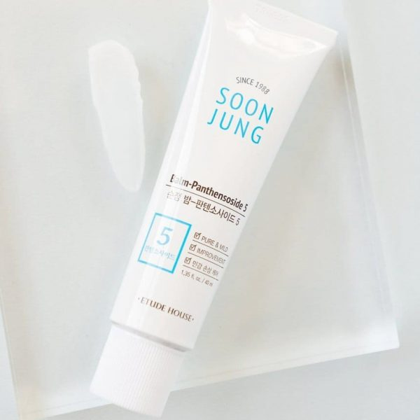 Etude House – Soon Jung 5-Panthensoside Cica Balm