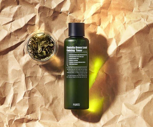 Purito – Centella Green Level Calming Toner