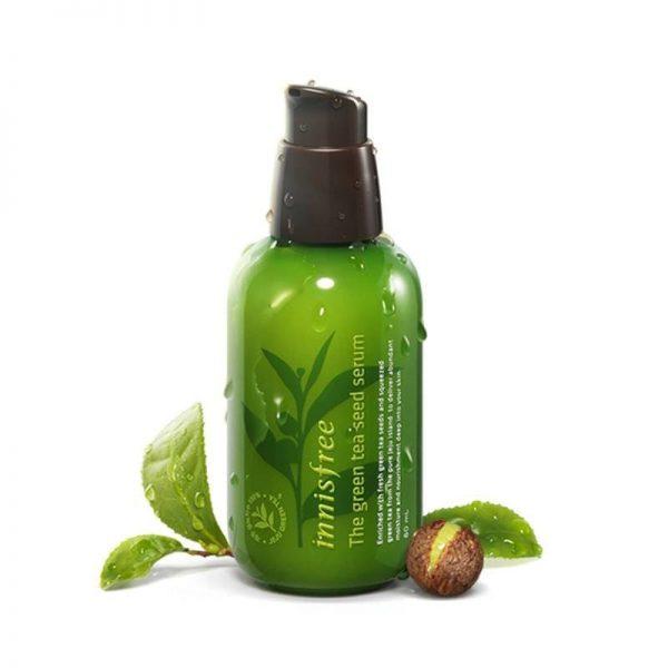 Innisfree – Green Tea Seed Serum