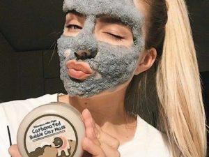 Elizavecca Carbonated Bubble Clay Mask