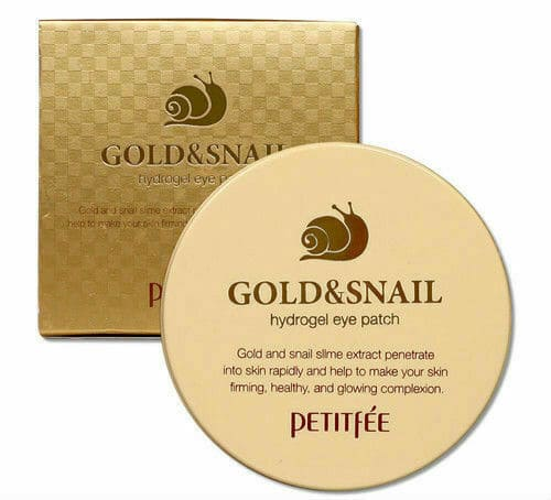 Petitfee – Gold & Snail Eye Patch