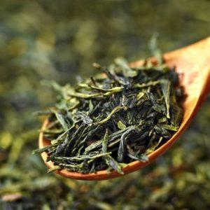 Koreanische Kosmetik mit Grüner Tee