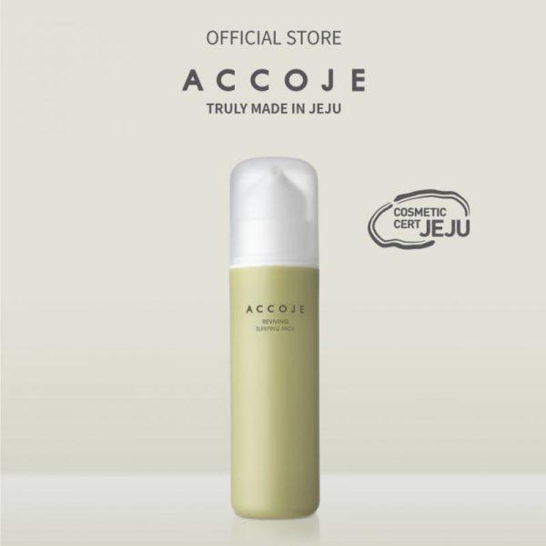 Accoje – Reviving Sleeping Pack