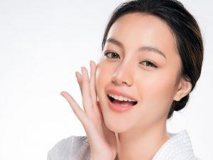 Koreanische Kosmetik im Kampf gegen vergrößerte Poren