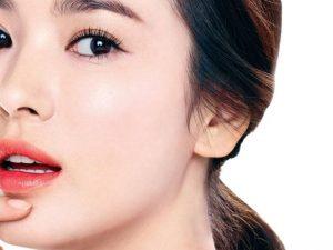 Koreanisches Hautpflegesystem für trockene Haut