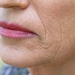 Koreanische Pflegeroutine für Reife Haut